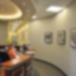 blurred office image